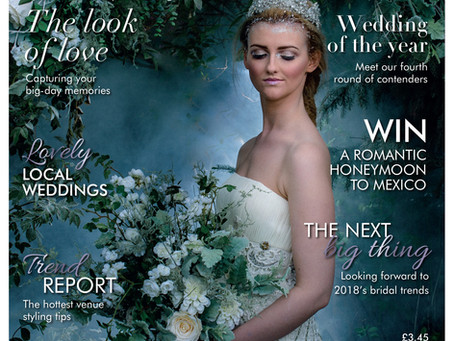 Your Merseyside & Cheshire Wedding Magazine Feature!