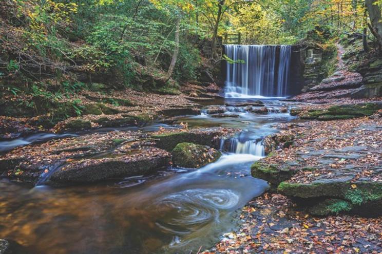 Bersham Waterfall