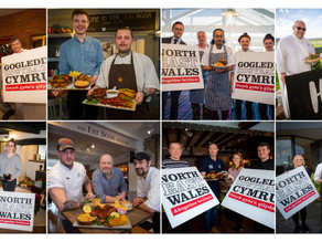 North East Wales Year of Outdoors Food Challenge Launches!