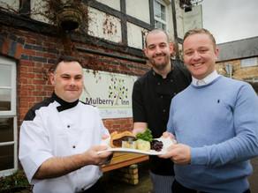 FOOD REVIEW: The Mulberry Inn, Llwynmawr