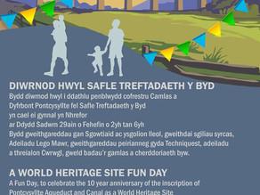 Community Fun Day to Celebrate 10-Years of World Heritage Status!