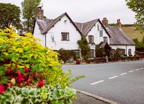 The West Arms Llanarmon Shortlisted for Two Regional Awards!