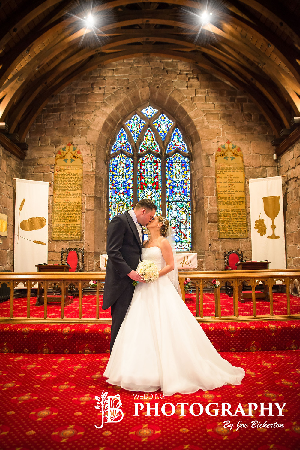All Saint's Church Wedding Childwall Liverpool