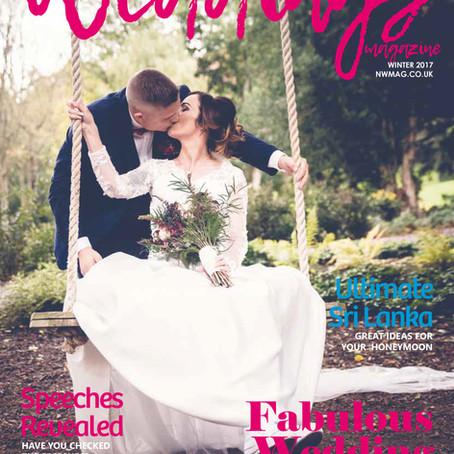 National Wedding Magazine - Cover Image!!