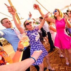 Cheshire Wedding Dancefloor