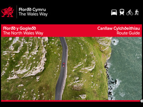 New Wales Way Routes Launched!