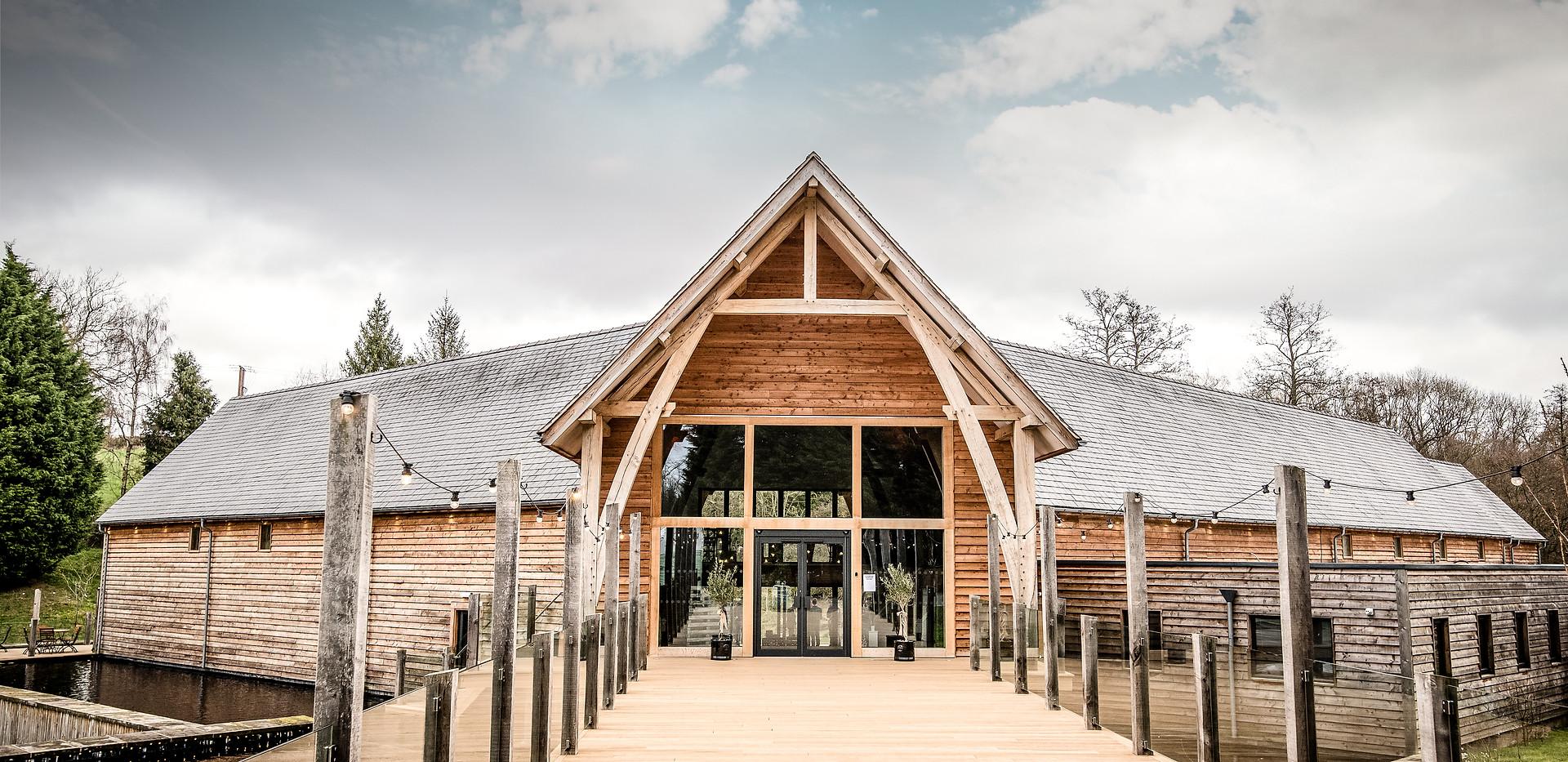 Mill Barns Wedding Venue
