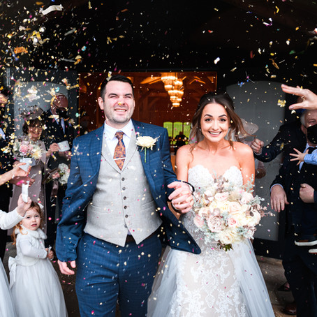 A Beautiful Winter Colshaw Hall Cheshire Wedding