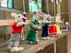 Church Mouse in Gods House Festival Launches!
