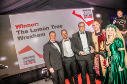 Award for Sourcing Local Food