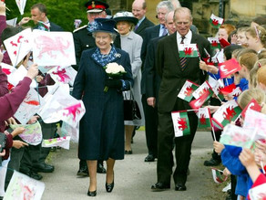 The Queen & Prince Philip - Royal Visits to Wrexham