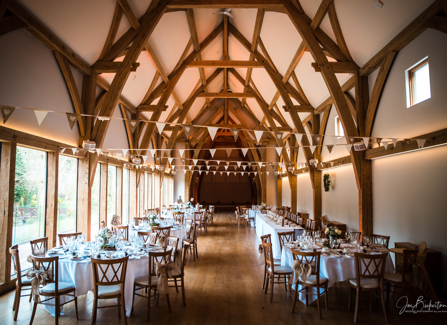 The Mill Barns Shropshire Wedding Venue
