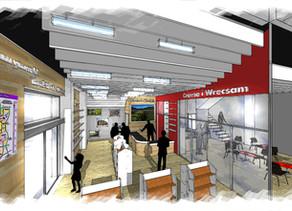 Wrexham's Tourist Information Centre to Relocate!