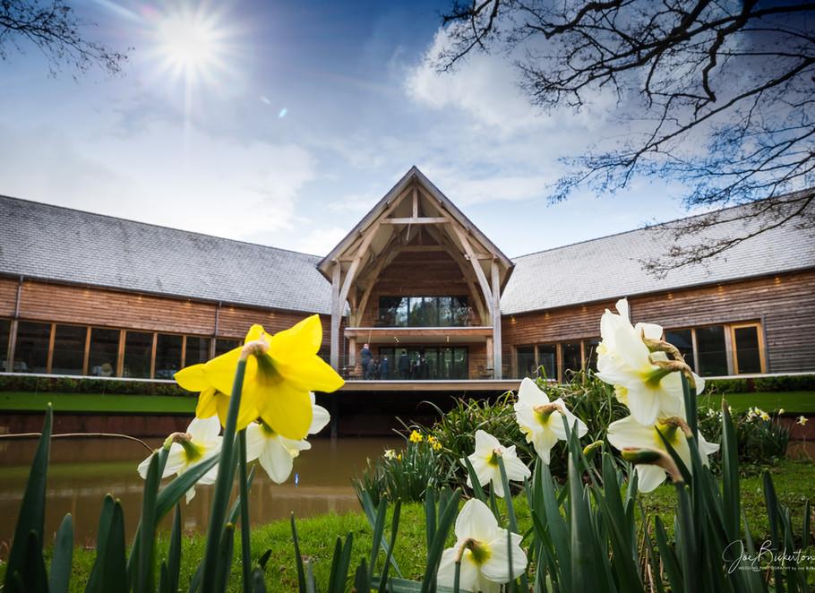 The Mill Barns Alveley Shropshire Wedding Venue