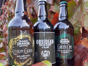 Wrexham's Magic Dragon Brewing is among the Great Taste winners of 2021