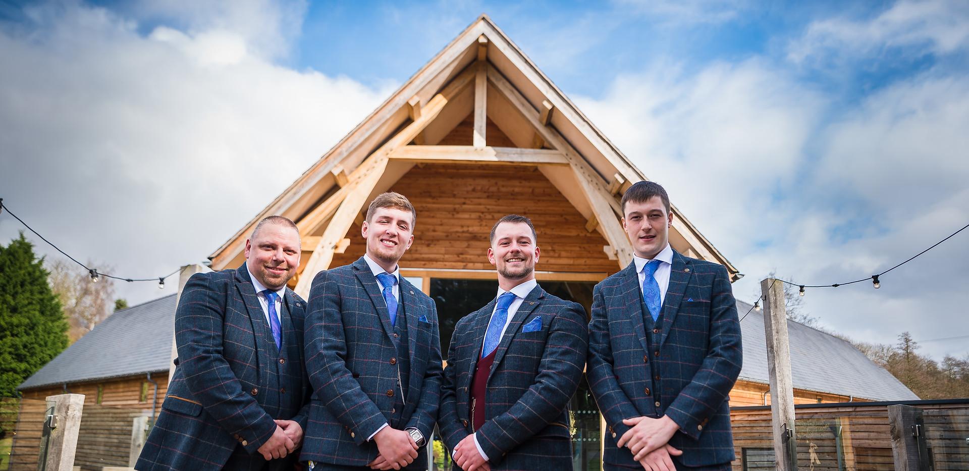 The Mill Barns Alveley Wedding Venue Shropshire