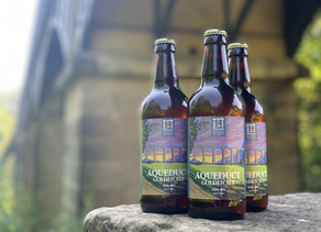 New Ale Launches to Celebrate Pontcysyllte 10th World Heritage Site Anniversary!