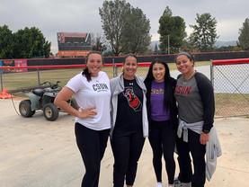 Kayla Dominguez headed to CSUN!