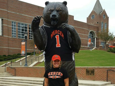 Adele Braun Verbally Commits to Mercer University