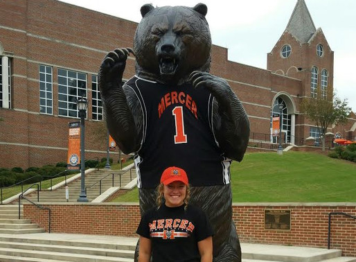 Adele Braun Verbally Commits to Mercer University
