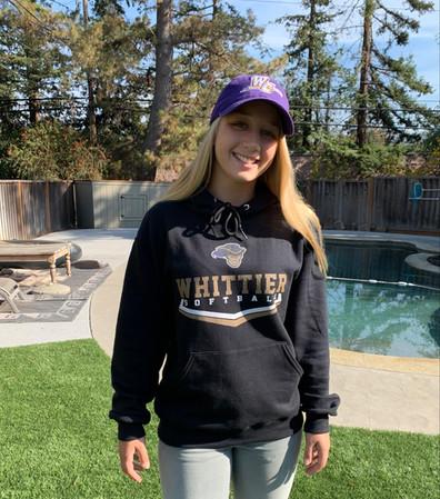 Sara Chiala Commits to Whitter
