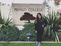 Alyssa Valdez Signs with Menlo College