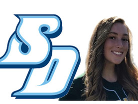 Courtney Rose is a Torero!
