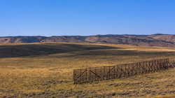 Reborn: Wyoming Snow Fence