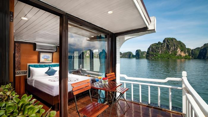 Ha Long Bay 2Ds 1Nt with 3* Cruise