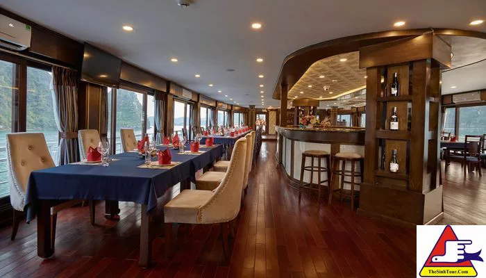 Ha Long Bay 2Ds 1Nt with 5* Cruise