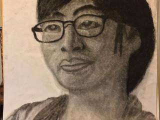 Adam Merrigan Self-Portrait