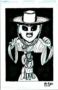 Beware the Jeo Seung Saja (Korean Grimm Reaper)