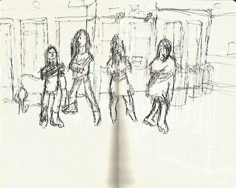 Direct Drawing Journal 10