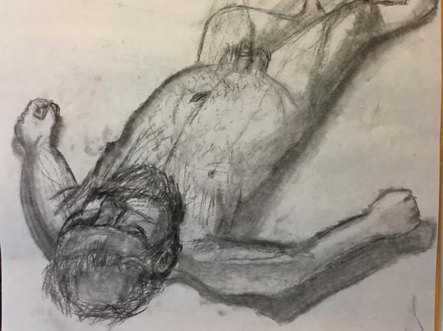 Forshadowed Drawing