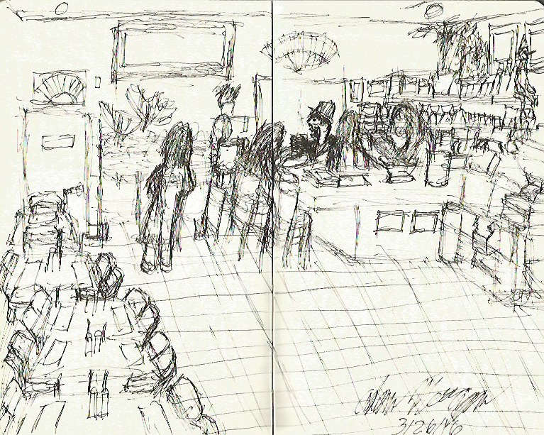 Direct Drawing Journal 6