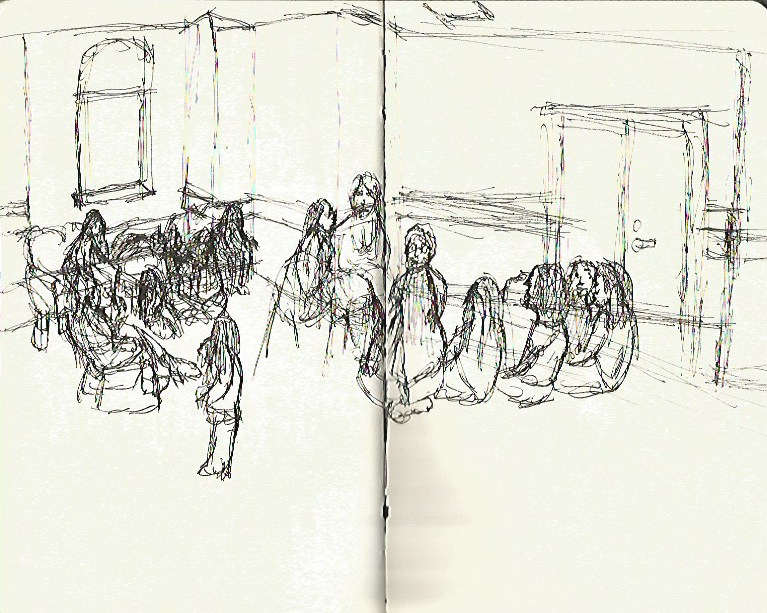 Direct Drawing Journal 9