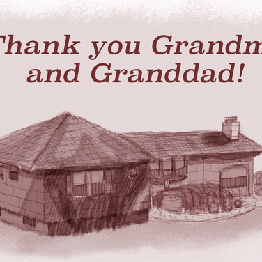Grandparents Card