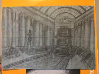 Frick Drawing