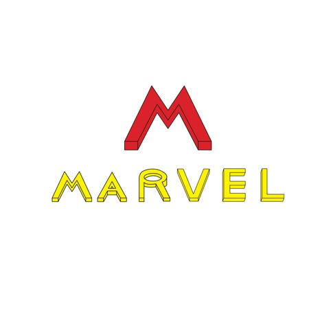 My Marvel Logo