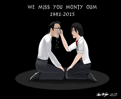 How much we missed you, Monty Oum