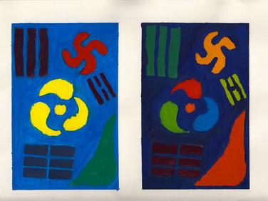 Prismatic Color Composition