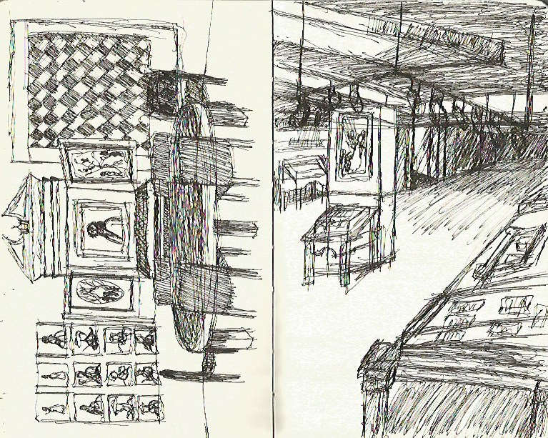 Direct Drawing Journal 1