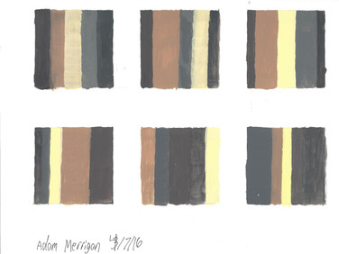 Proportional Inventory Colors #1