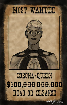 Most Wanted Corona Queen