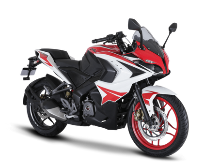 Bajaj Auto introduces New 'Racing Red' colour in Pulsar RS200