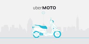 uber MOTO – Bike Taxi!