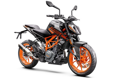 BS6 KTM 250 Duke launched with All New LED Headlamps & Supermoto Mode