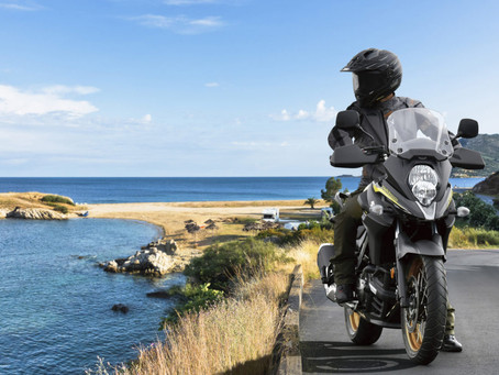 2019 Suzuki V-Strom 650 XT Launched At Rs. 7.46 Lakh