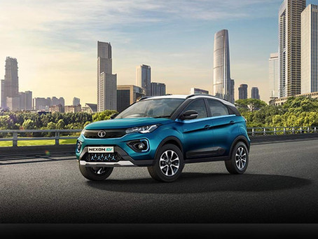 Tata Nexon EV contributed to over 61% of Passenger EVs sold in India!