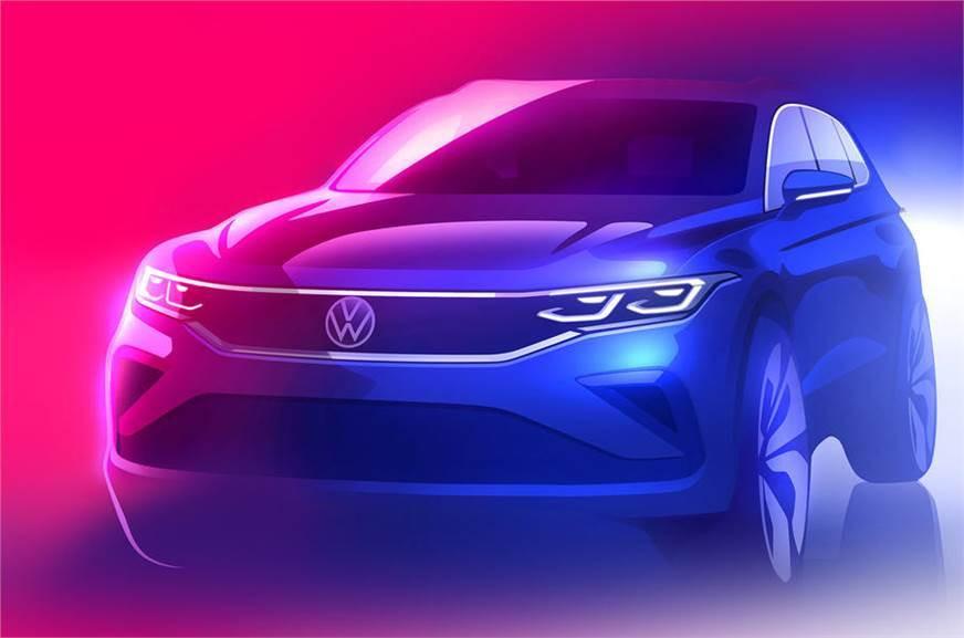 2020 Volkswagen Tiguan 5-seat